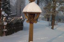 Stogastulpis. H=3,2 m, ąžuolas. Prienai, 2006 m.